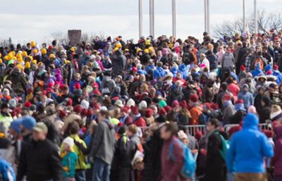Washington March for Life honours 58 million lost
