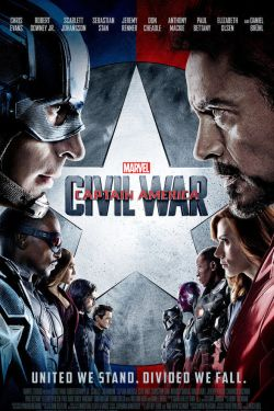 Moviewise, Captain America Civil War