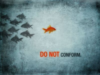 conforming