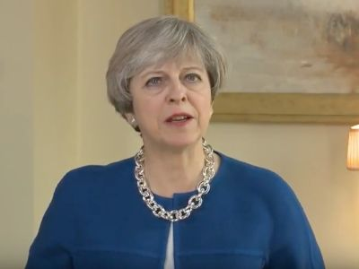 British PM defends right to speak about faith in Christ