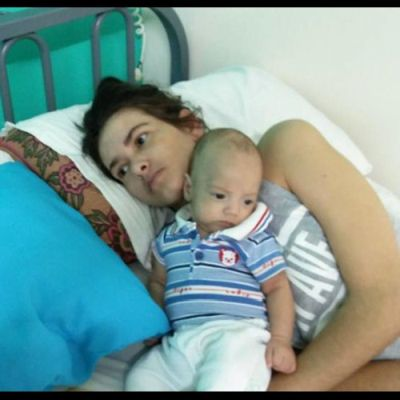 Woman gave birth in coma, woke up months later to meet baby