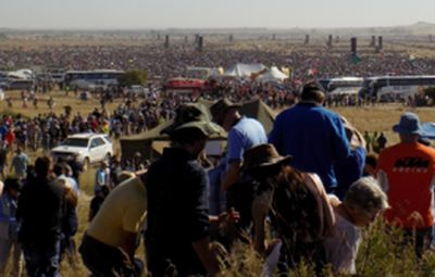 Fulton - crowd