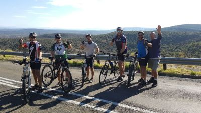 KMMC 'Grace Riders' overcome obstacles to help radio station