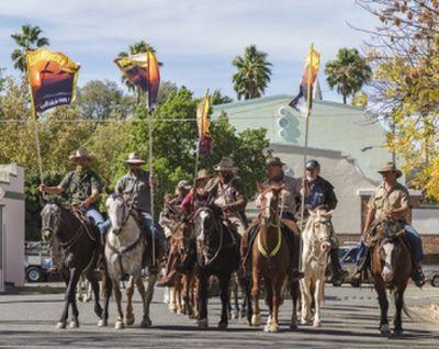KMMC cavalry