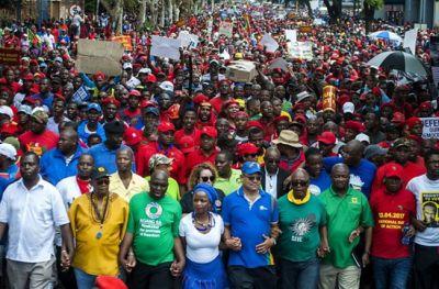Marion SA march