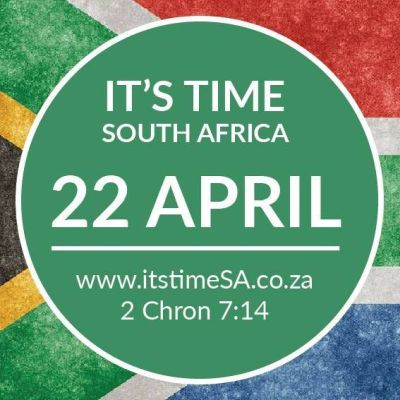 Countdown to the 'biggest prayer gathering in South Africa's history'
