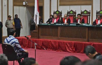 Ahok trial