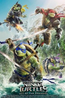Moviewise, Ninja turtles