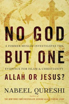 Nabeel Qureshi — No God but One: Allah or Jesus?: Book review