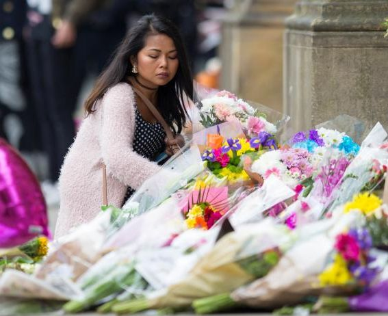Billy Graham chaplains respond to Manchester bombing