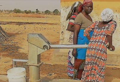 Boreholes bring hope in north-east Nigeria where 75% of water, sanitation infrastructure destroyed