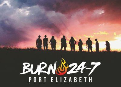 Burn 24-7 in PE this weekend