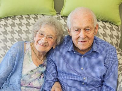 Secret to 80 years of marriage: 'Put God first'