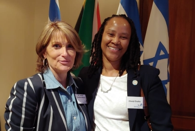 Leading Christian supporter of Israel launches chapter in South Africa
