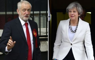 British election: the darkness closes in — Charles Gardner