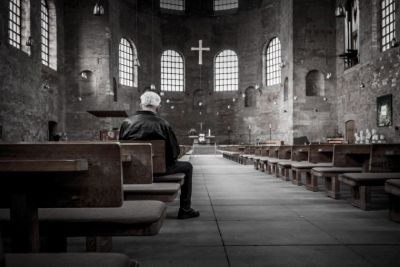 'Going to church helps you to live longer'