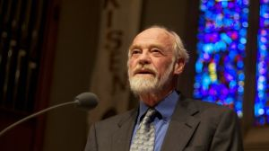 Eugene Peterson retracts 'support' for gay marriage, upholds traditional Christian stance