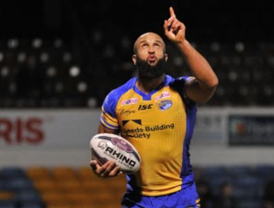 Jesus plays centre for UK rugby star