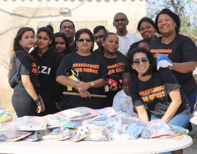 Winter outreach advances Durban-rural church partnership