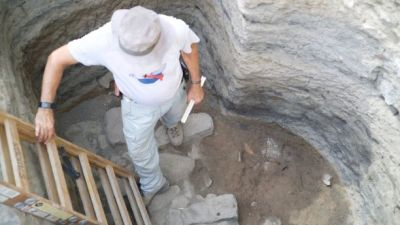 Archaeologists think they have uncovered home of three of Jesus' disciples