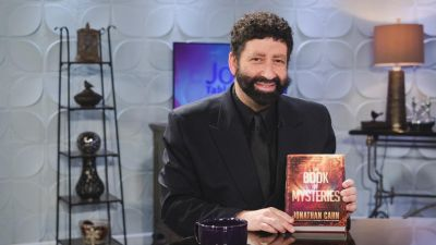 Jonathan Cahn — The Book of Mysteries: Book Review