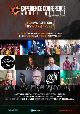 Experience Conference expands to South Africa