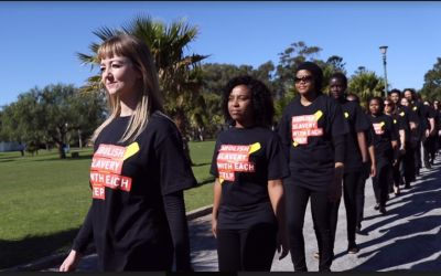 PE holding first 'Walk For Freedom' against human trafficking
