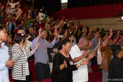 Africa Convergence Conference — activating God's prophetic agenda