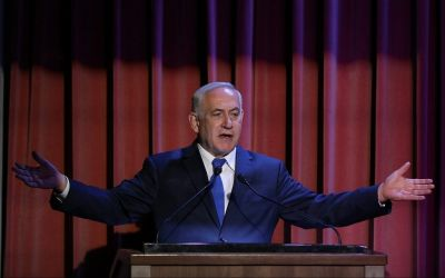 Israel's prime minister calls on christian journalists to stand for Iran's persecuted believers