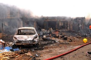 Child suicide bombing and Boko Haram's future