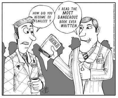 Let's Laugh at That — Gateway News Cartoon Corner: November 20 2017