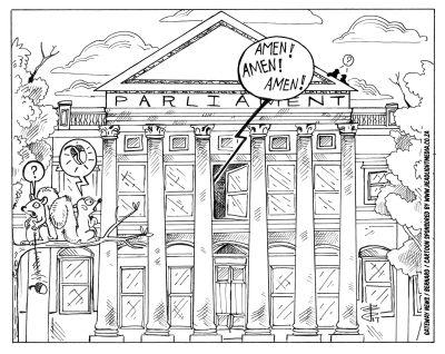 Let's Laugh at That — Gateway News Cartoon Corner: December 1 2017