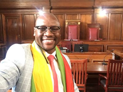 Zimbabwe activist pastor acquitted of subversion