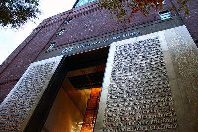 Museum Of The Bible opens in Washington DC, promises to engage people of all faiths