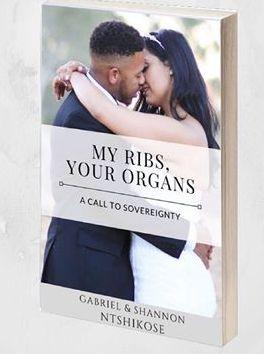 Gabriel and Shannon Ntshikose — My Ribs, Your Organs: Book Review