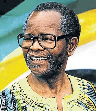 Remembering O R Tambo: A man after God's heart — Tshego Motaung
