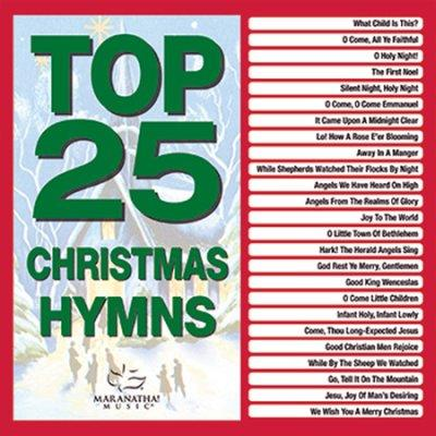 Maranatha Music Top 25 Christmas Hymns: Review