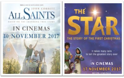 'All Saints' and 'The Star': two new Christian movies showing at cinemas nationwide