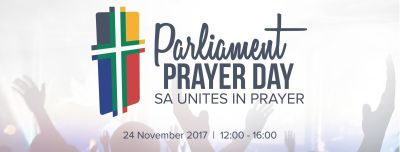 Hundreds of Christian leaders praying in parliament on Friday ** UPDATED **