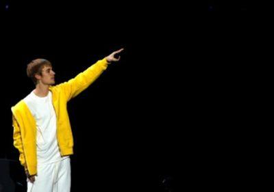 The rest of Justin Bieber's Gospel message