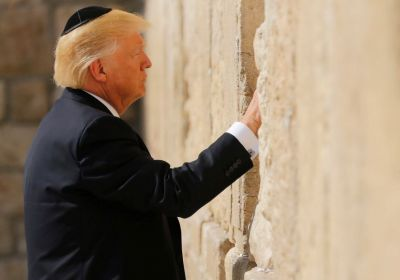 New Western Wall train station to be named after Trump