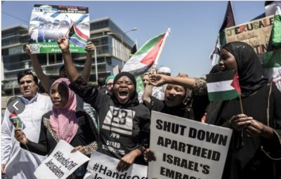Christian, Jewish disappointment at ANC resolution to downgrade embassy in Israel