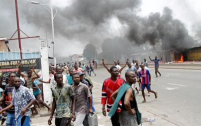 Police kill Christians in churches in DRC as demonstrators protest president's rule
