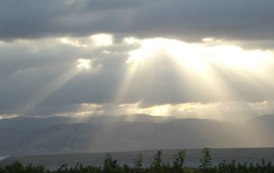 Western Wall prayers for rain answered