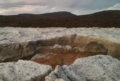 'Miracle' hailstorm brings blessings to Northern Cape