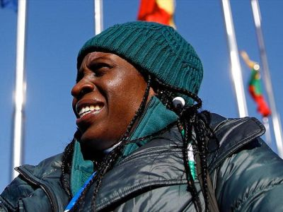 First Nigerian to qualify for action sport in Winter Olympics