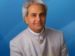 Benny Hinn: The Church will come out of hiding when Billy Graham dies
