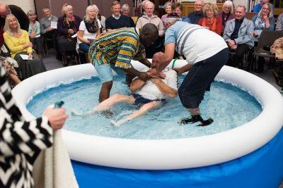 UK orthodox Jew puts faith in Jesus