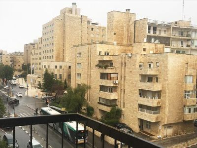 Israelis welcome downpour as water levels fall dangerously low