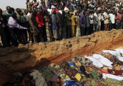 16 000 Christians dead in less than three years in Nigeria